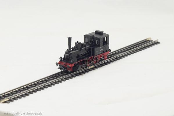 Tenderlokomotive BR 89.70-75 der DB/ Märklin 37140 4