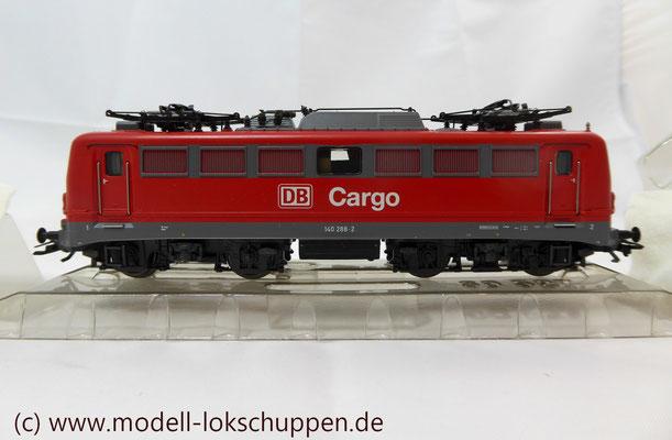 Güterzuglokomotive BR 140 / E 40 der DB AG / DB / Märklin 37401     4