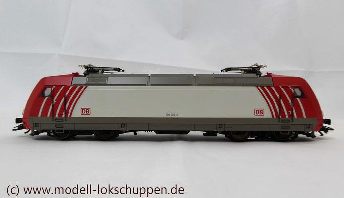 BR 101 der DB AG / Märklin 34372 Limitiertes Sondermodell 1997    4