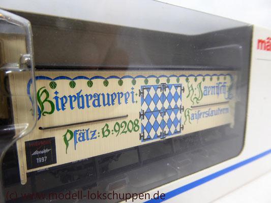 Märklin Insider Jahreswagen H0 Nr.48921 Von 1997   5