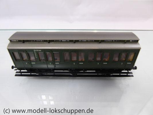Märklin 4200 Preußische Abteilwagen Reihe A3 Pr 14 der DB    5