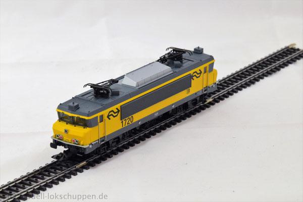 Schnellzuglokomotive Serie 1700 der NS / Märklin 37261