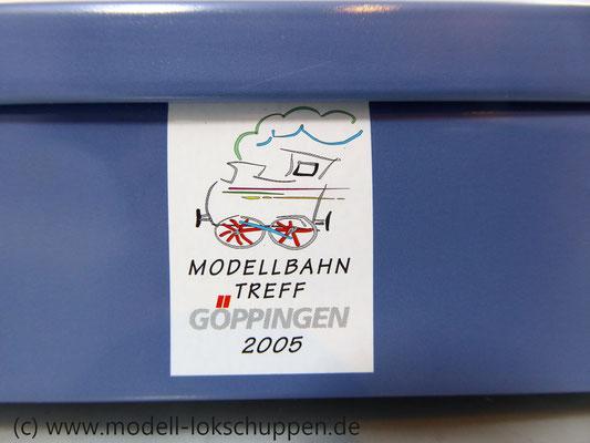 Märklin 94270  Sonderwagen Modellbahn-Treff Göppingen 2005