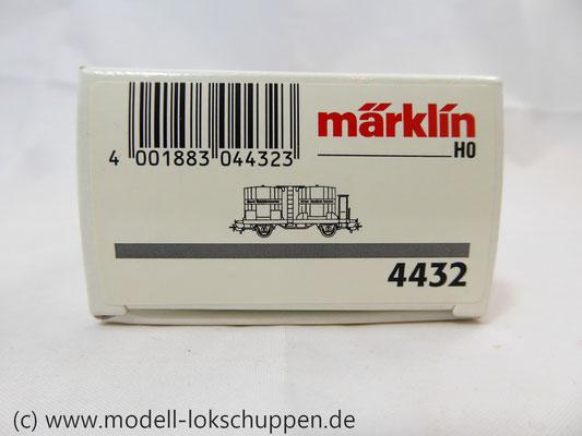 Märklin 4432 / Weinwagen mit Bremserhaus     1