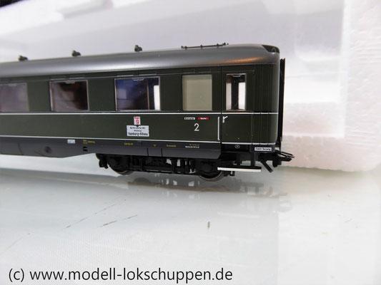 "Märklin 43259 Schnellzugwagen-Set ""Berlin-Hamburg"" DRG Ep.2     9"