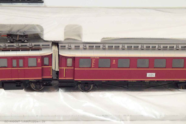 Märklin 37265 Elektro-Triebzug BR ET 87 der DB  9