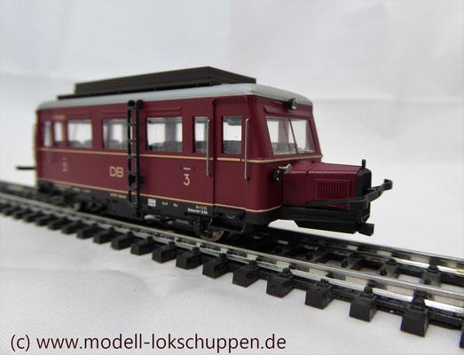 """Schienen-Omnibus """"Wismar"""" BR VT 89.9 der DB / Märklin 34232    4"""