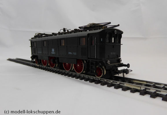 Roco H0 AC 14143 Elektrolokomotive der DB BR 116 019-1   8