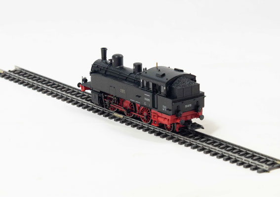 Personenzuglokomotive BR 75 der DB / Märklin 37132 / Limitierte Serie  7
