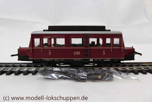 """Schienen-Omnibus """"Wismar"""" BR VT 89.9 der DB / Märklin 34232    3"""
