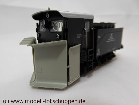 """Märklin 46119 H0 Henschel-Schneepflug Bauart """"Klima"""" der DB   5"""