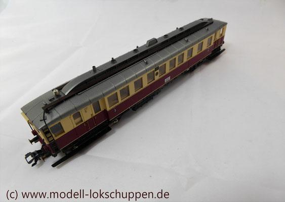 Märklin H0 34261 Diesel-Triebwagen VT 859 der DRG, Delta, MHI 1998    7