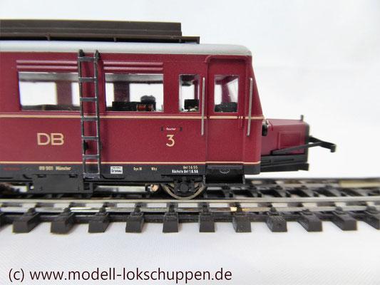 """Schienen-Omnibus """"Wismar"""" BR VT 89.9 der DB / Märklin 34232    6"""