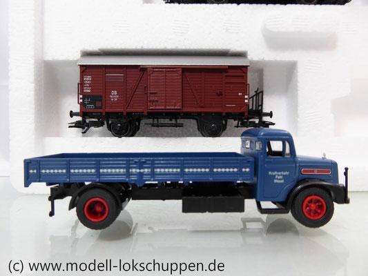 Märklin 46141 Wagen-Set Stückgutverkehr DB Epoche 3 MHI    3