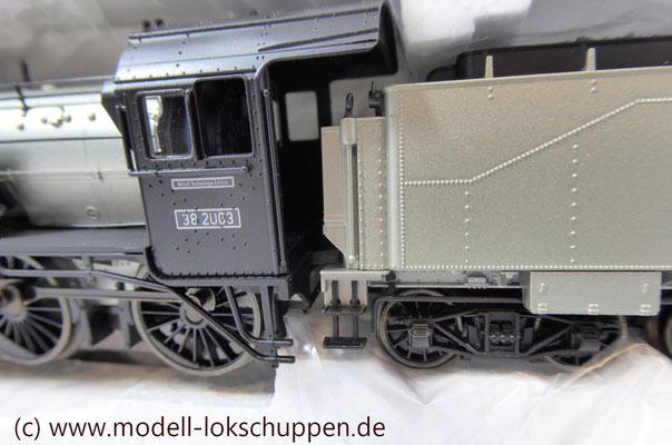 "Lokomotiv-Packung ""Baureihe 38"". (Metall-Technologie-Edition) / Märklin 00380   9"