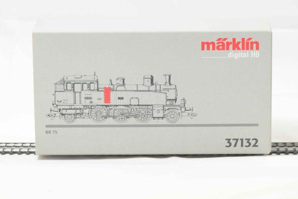 Personenzuglokomotive BR 75 der DB / Märklin 37132 / Limitierte Serie   1