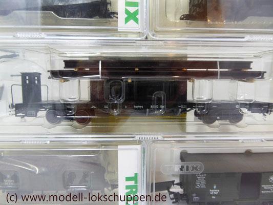 """Trix 24304 Wagen-Set zum Stahlwerk """"Maxhütte""""   6"""