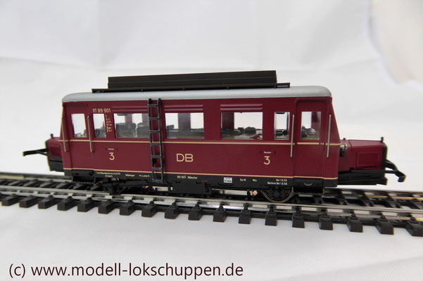 """Schienen-Omnibus """"Wismar"""" BR VT 89.9 der DB / Märklin 34232    9"""