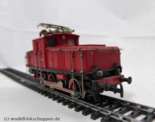 Märklin 3001 BR E 63 der DB