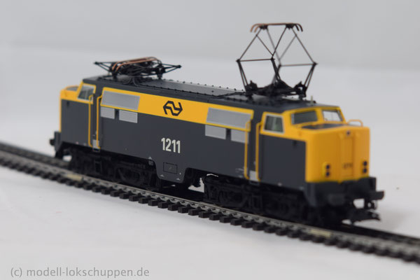 Märklin 37120 Elektrolokomotive Serie 1200 - NS - Digital / mfx