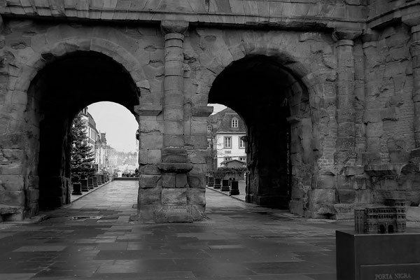 28.12...Trier-Porta Nigra