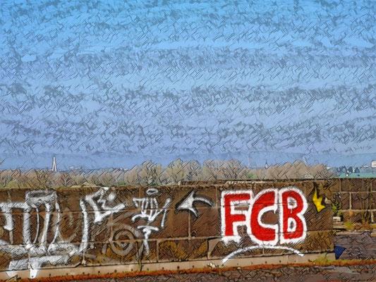 18.015..FCB in Deichstadt gefeiert !
