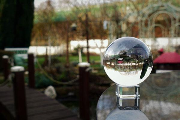 24.02...NR-Glaskugel Foto