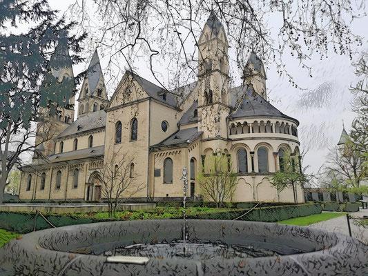 19.04..KO-Die Basilika St. Kastor