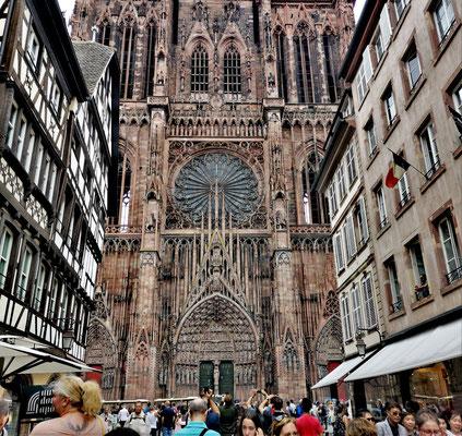 31.07...Straßburger Münster !
