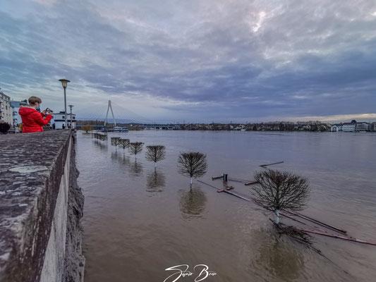 """07.02."""".Hochwasser in Deichstadt""""!"""