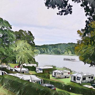 "27.08..""Naturpark-Camping Prinzenholz""!"