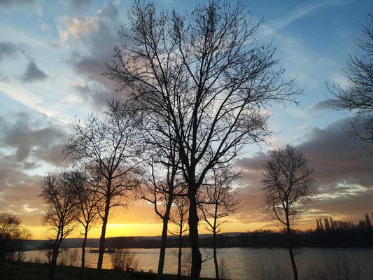 18.01...NWD..Sonnenaufgang