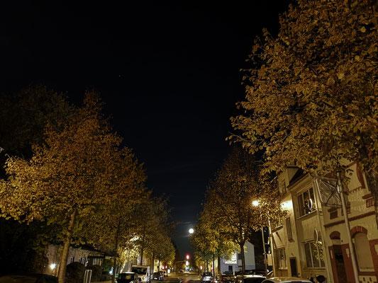 23.10...Nacht in Neuwied