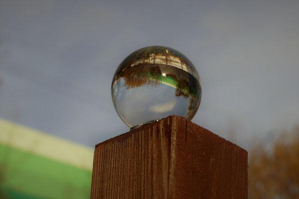 28-01...NR-Glaskugel Foto