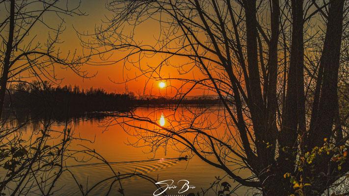 """27.03...""""Sunset Kann-See """"!"""