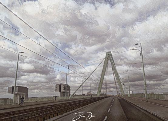 "30.03.2020...""Severin_Brücke Köln ""!"