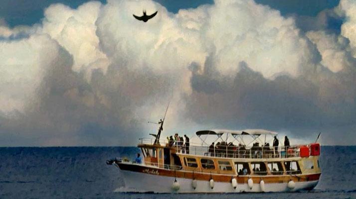 07.06...Schiff Kreuzfahrt Istrien !