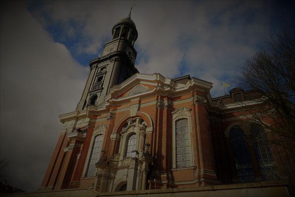 06.03...Die evangelische Hauptkirche Sankt Michaelis