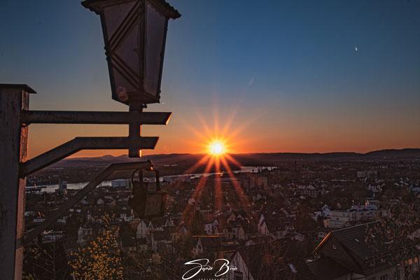 23.03...Sunset Bendorf !