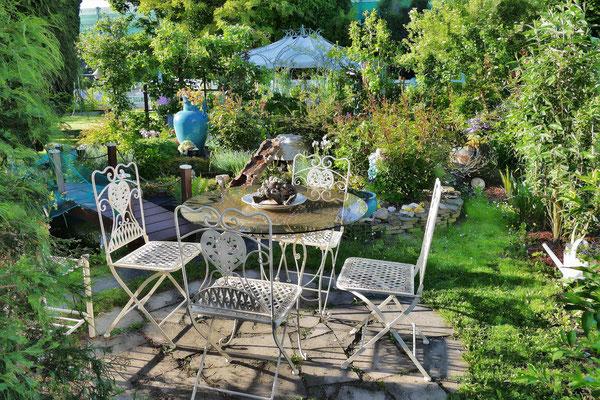 15.05...Mai im Garten !