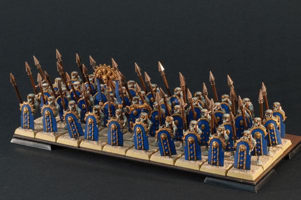 40 Skelettkrieger