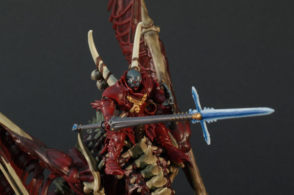 Vampirfürst auf Zombiedrache
