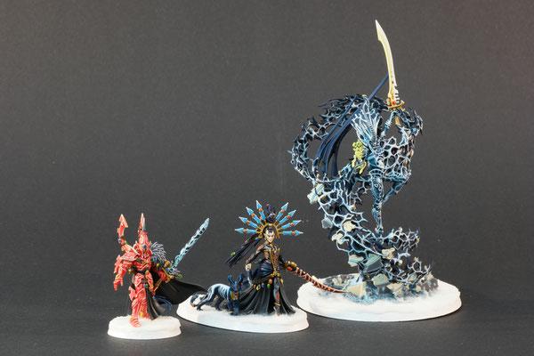Triumvirat von Ynnead