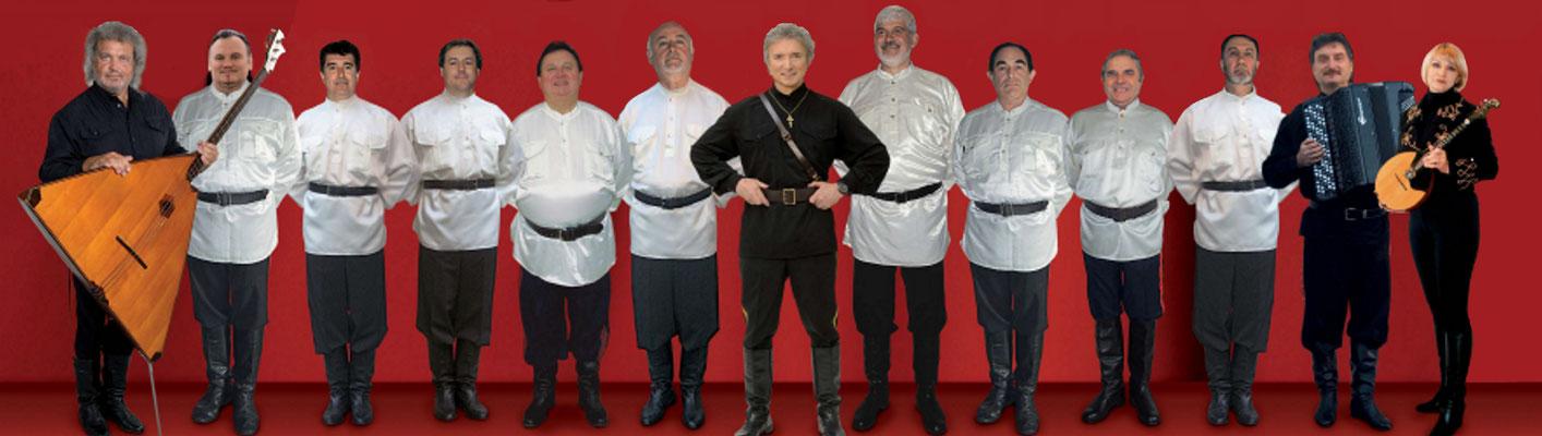 Peter Orlof und die Schwarzmeer Kosaken