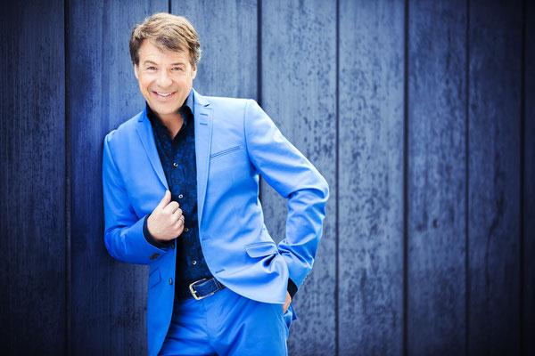 Patrick Lindner am 18.11.2017 zum ersten mal in Kutenholz Galakonzert