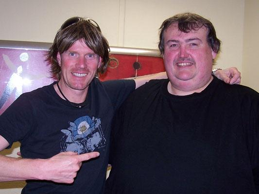 Micki Krause und Dieter
