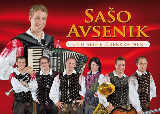Saso Avsenik Oberkrainer - kommen zum Oktoberfest