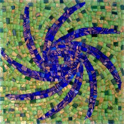Das Einhorn/Detail/15x15 cm