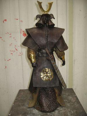 MINAMOTO     Bronze et patine Fonderie DELVAL         Reste 1 Tirage                possibilité de commande