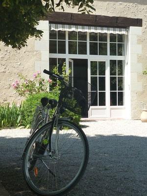 Châteaux à vélo